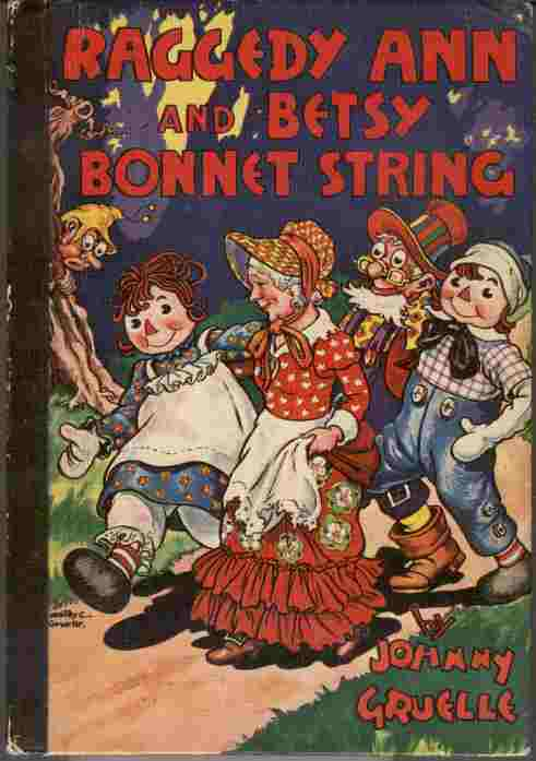 Image for Raggedy Ann and Betsy Bonnet String