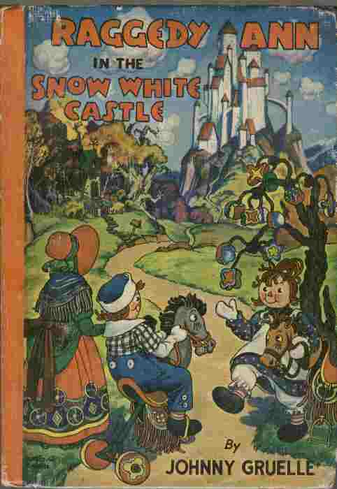 Image for Raggedy Ann in the Snow White Castle