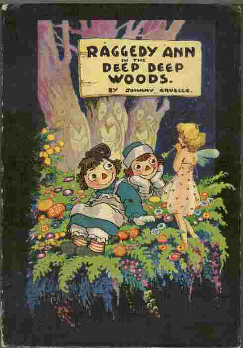 Image for Raggedy Ann in the Deep Deep Woods