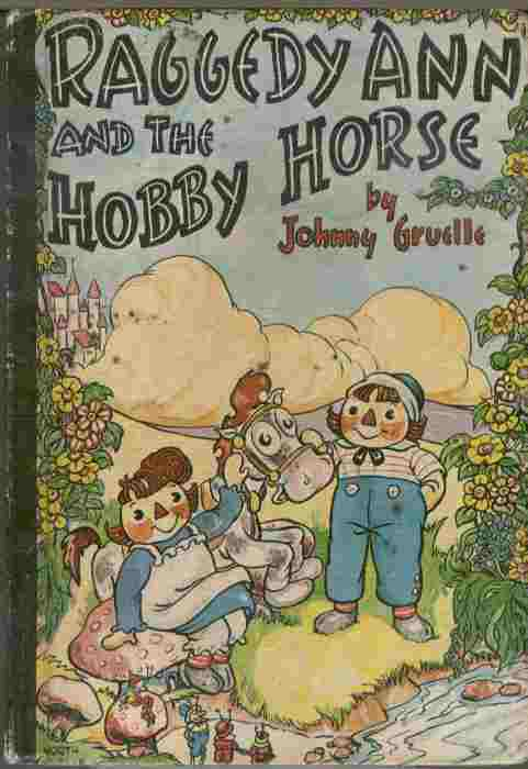 Image for Raggedy Ann and the Hobby Horse
