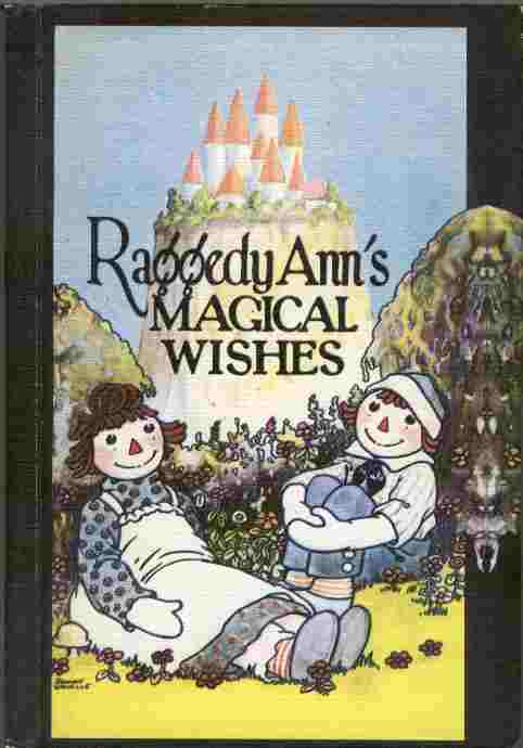Image for Raggedy Ann's Magical Wishes