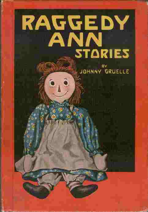 Image for Raggedy Ann Stories