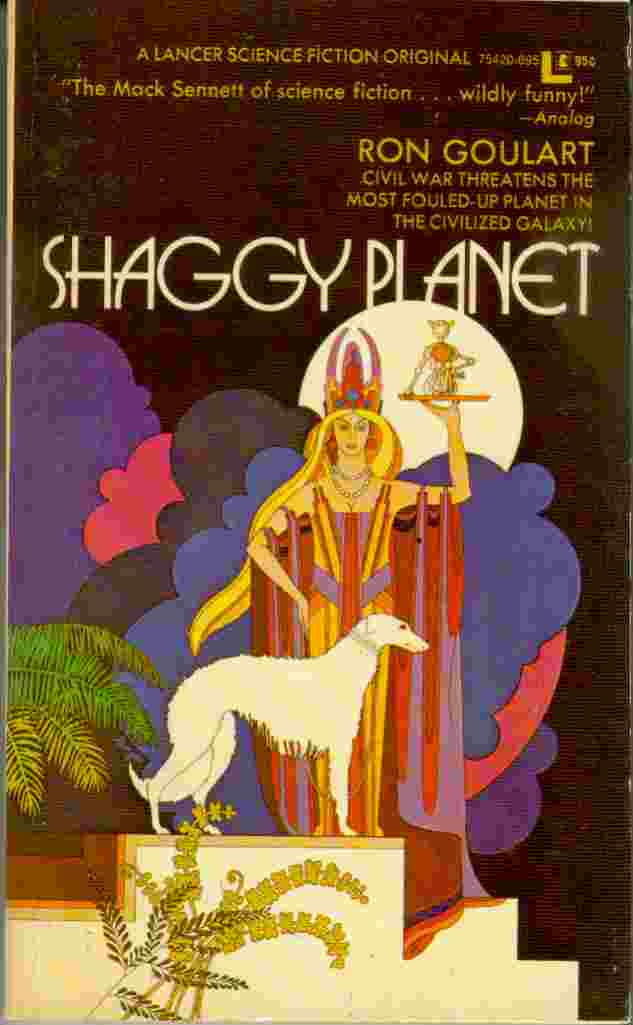 Image for Shaggy Planet
