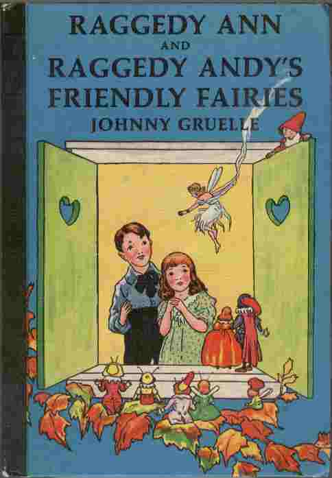 Image for Raggedy Ann and Raggedy Andy's Friendly Fairies