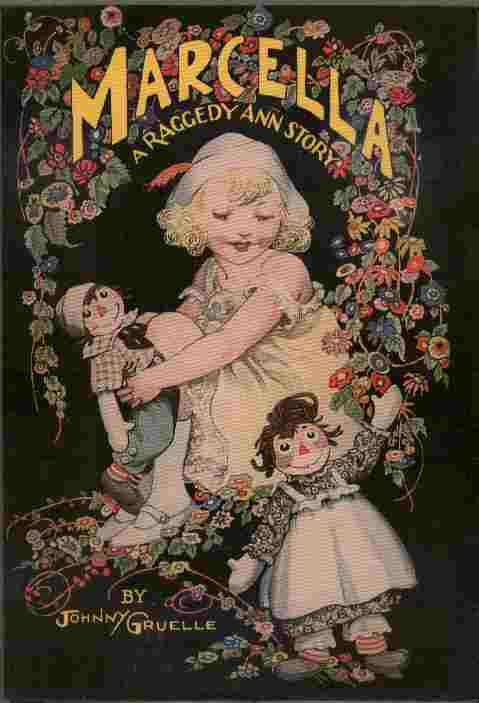 Image for Marcella  A Raggedy Ann Story