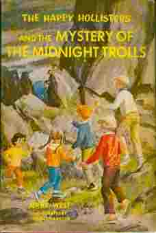 Image for The Happy Hollisters and the Mystery of the Midnight Trolls