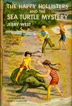 Image for The Happy Hollisters and the Sea Turtle Mystery