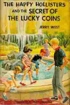 Image for The Happy Hollisters and the Secret of the Lucky Coins