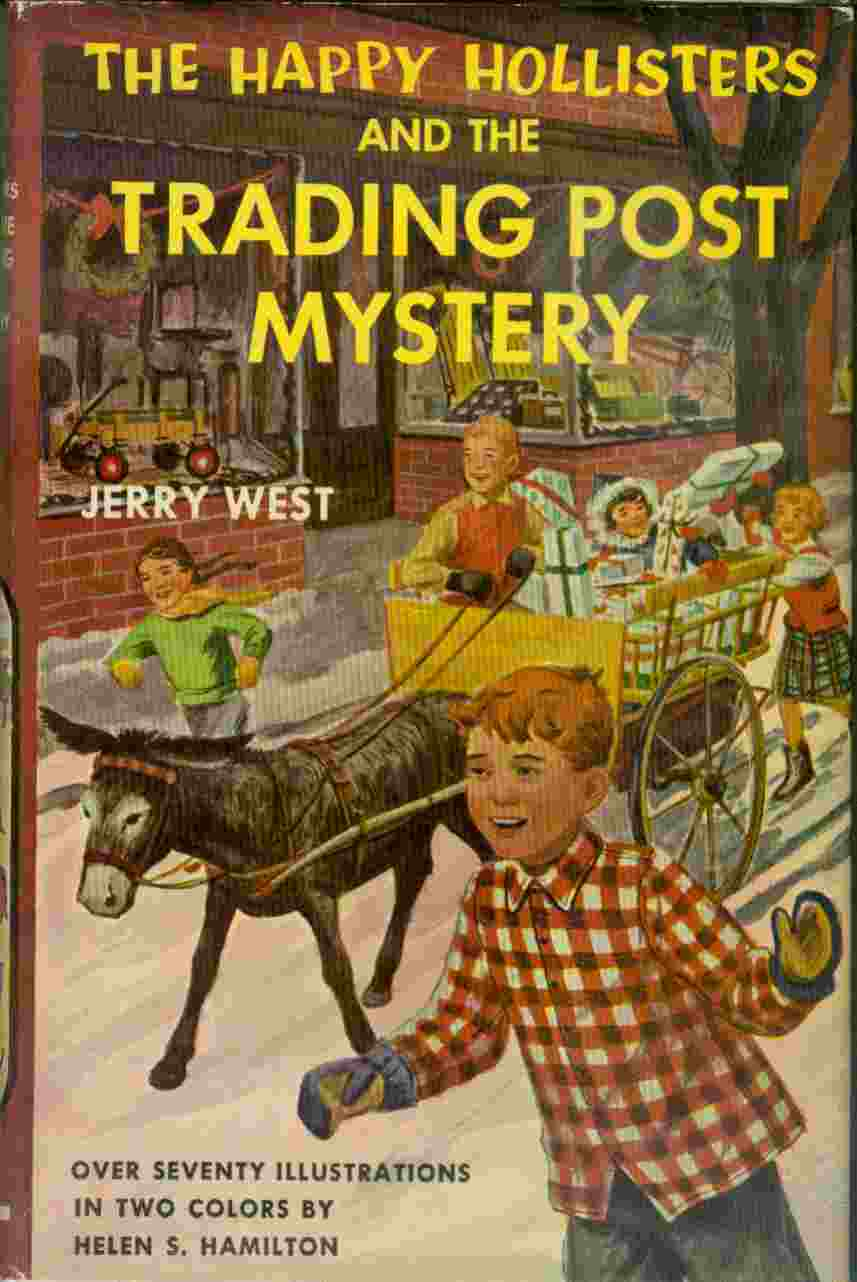 Image for Happy Hollisters and the Trading Post Mystery, The