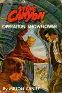 Image for Steve Canyon: Operation Snowflower