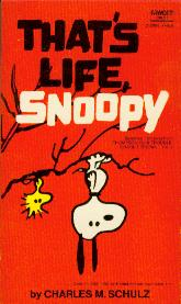 Image for That's Life, Snoopy