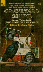 Image for Graveyard Shift:  - More Tales from the Edge of the Chair