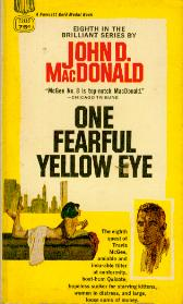 Image for One Fearful Yellow Eye