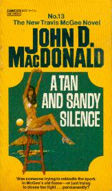 Image for A Tan and Sandy Silence