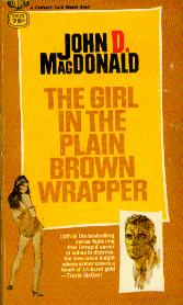 Image for The Girl in the Plain Brown Wrapper
