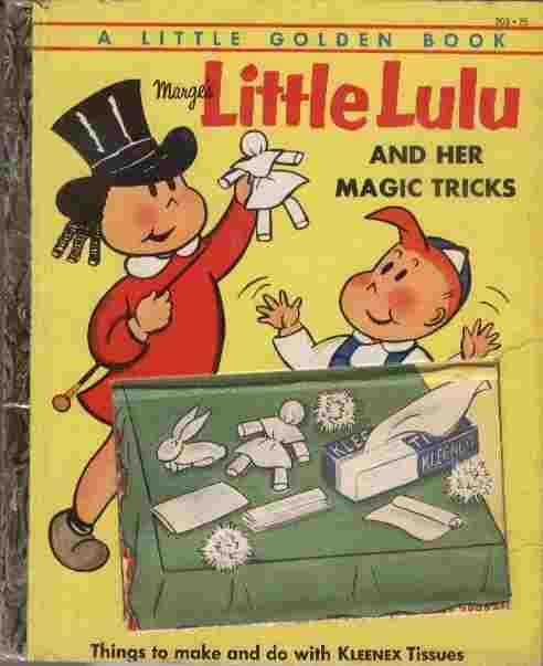 Image for Little Lulu and Her Magic Tricks