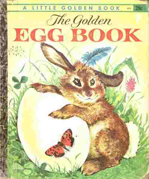 Image for The Golden Egg Book