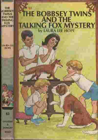 Image for The Bobbsey Twins and the Talking Fox Mystery