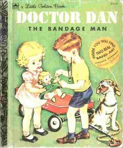 Image for Doctor Dan   - The Bandage Man