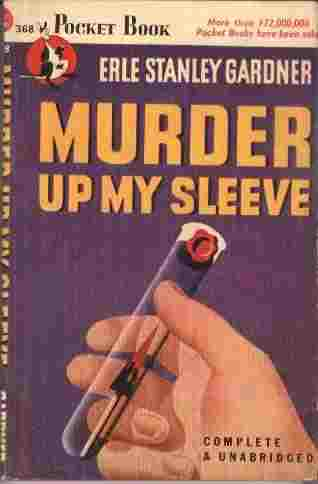 Image for Murder Up My Sleeve