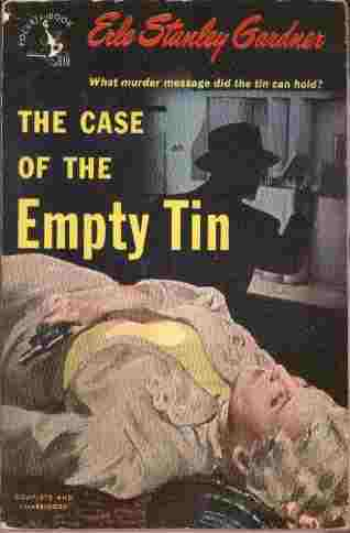 Image for The Case of the Empty Tin