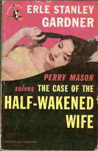 Image for The Case of the Half-Wakened Wife