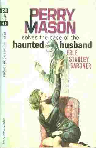 Image for The Case of the Haunted Husband