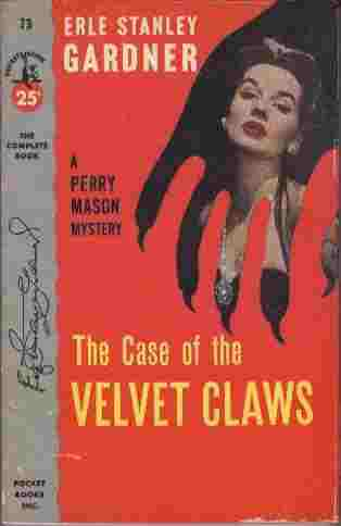 Image for The Case of the Velvet Claws
