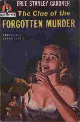Image for The Clue of the Forgotten Murder