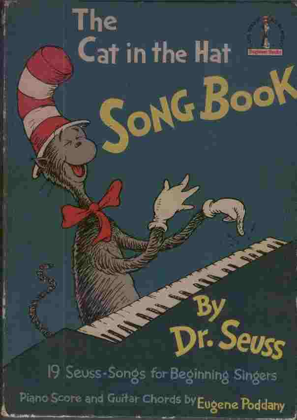 Image for The Cat in the Hat Songbook  - 19 Seuss-Songs for Beginning Singers