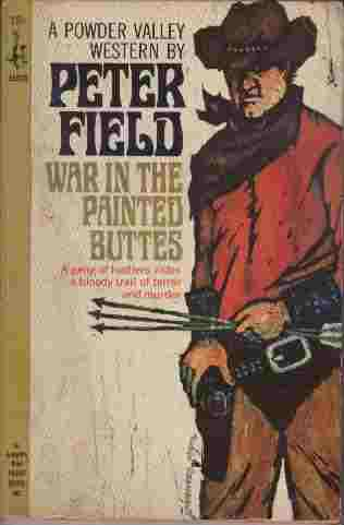 War in the Painted Buttes