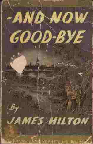 Image for - And Now Good-Bye
