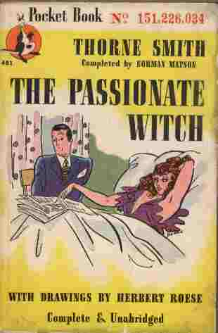 Image for The Passionate Witch