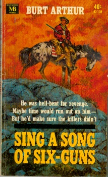 Image for SIng a Song of Six-Guns