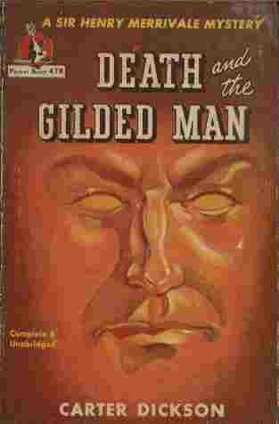 Image for Death and the Gilded Man