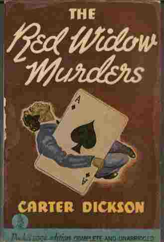 Image for The Red Widow Murders