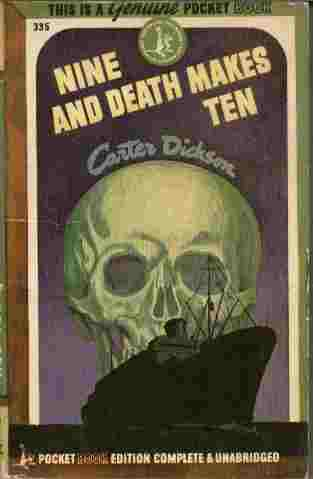 Image for Nine and Death Makes Ten