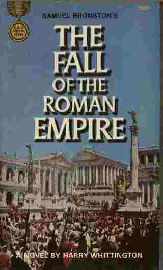 Image for The Fall of the Roman Empire