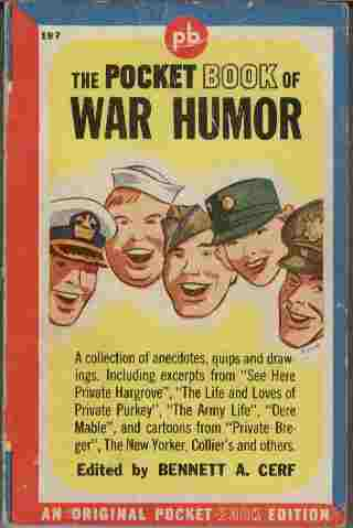 Image for The Pocket Book of War Humor