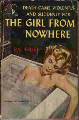 Image for The Girl from Nowhere