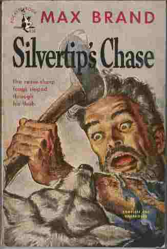 Image for Silvertip's Chase