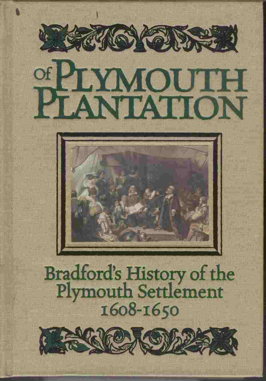 Image for Of Plymouth Plantation