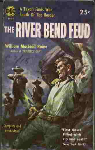 Image for The River Bend Feud