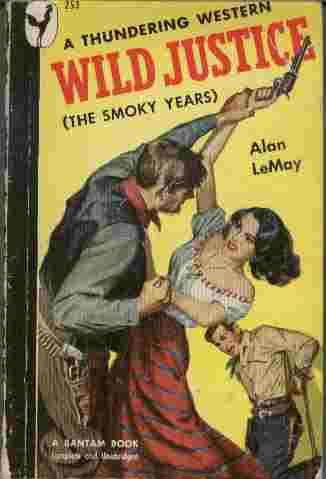 Image for Wild Justice   (The Smoky Years)