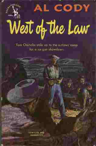 Image for West of the Law