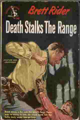 Image for Death Stalks the Range