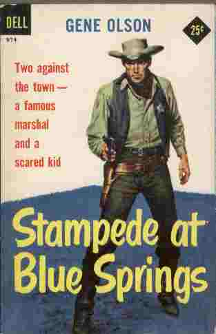 Image for Stampede at Blue Springs