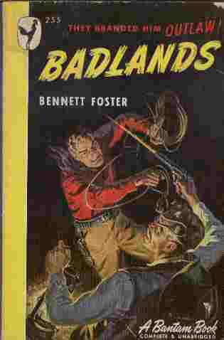 Image for Badlands  - They Branded Him OUTLAW!