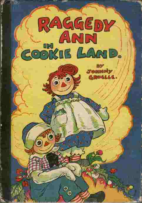 Image for Raggedy Ann in Cookie Land