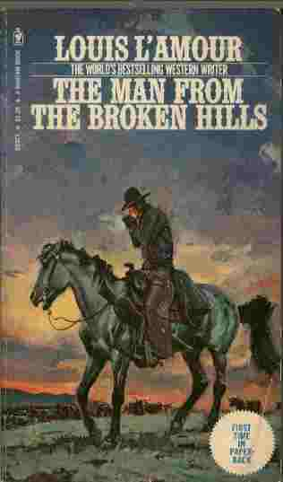 Image for The Man From the Broken Hills